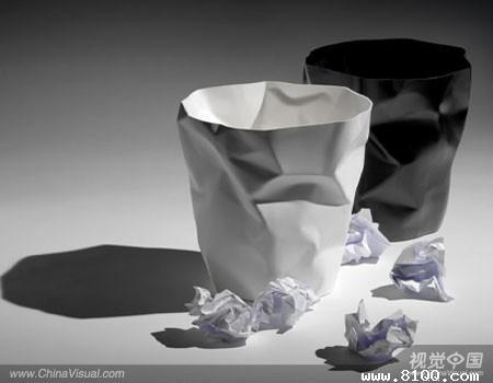 创意垃圾桶设计_垃圾桶新闻