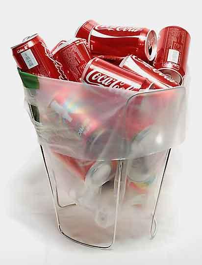 最方便使用的垃圾桶【图】