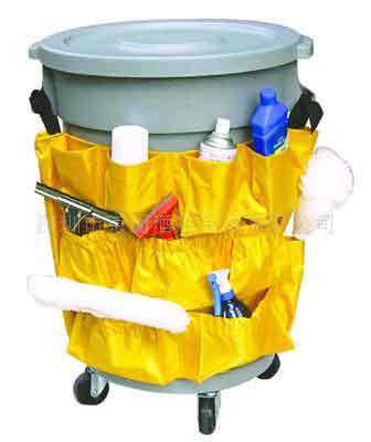 多样式的塑料垃圾桶欣赏【图】