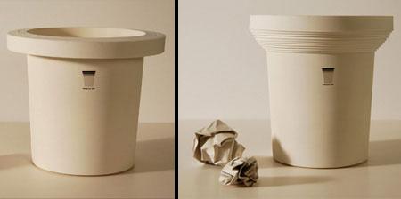 世界各地的新奇垃圾桶设计【图】