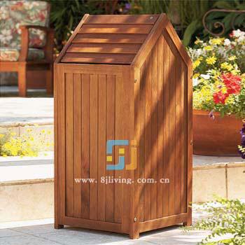 藏起来的垃圾桶【图】