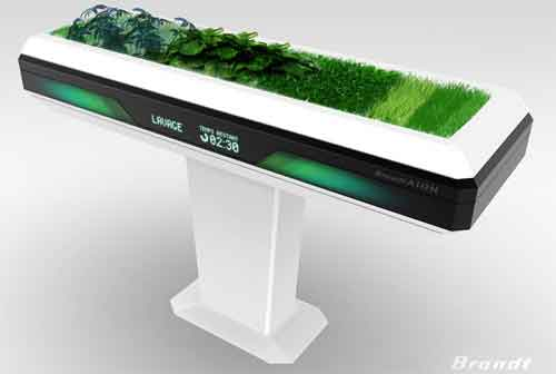 未来概念【环保厨房】