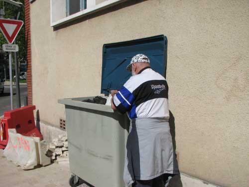 国外的分类垃圾桶是怎样的【图】
