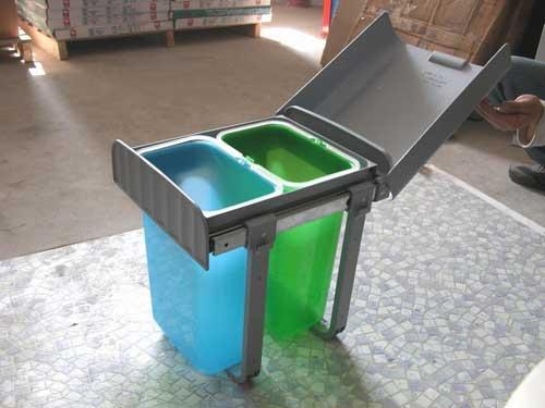 厨房环保垃圾桶推荐【图】图片